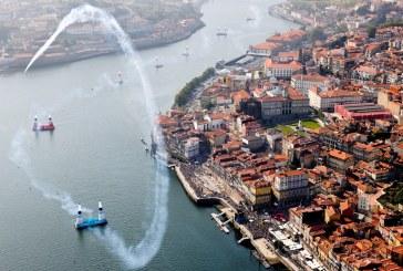 'Red Bull Air Race': Já só falta uma etapa para chegar a Portugal!