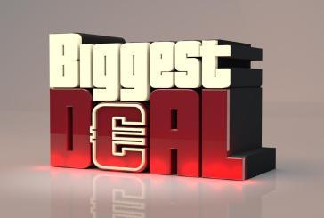 """Conheça todos os concorrentes do """"Biggest Deal"""""""