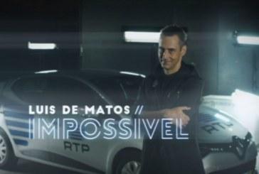"""Saiba como foi correu a estreia de """"Impossível"""" de Luís de Matos"""