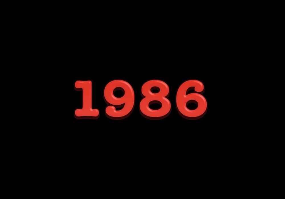 1986 série