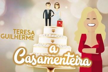 """Teresa Guilherme dá pico de 36% de share ao """"Você na TV!"""""""