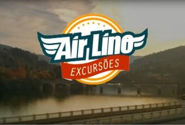 """Excursões Air Lino"": Resumo dos episódios"