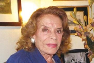 Morreu a atriz Maria Teresa Ramalho (Tareka) [1927 – 2018]