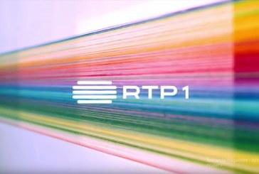RTP1 chega aos 34% de share durante a tarde