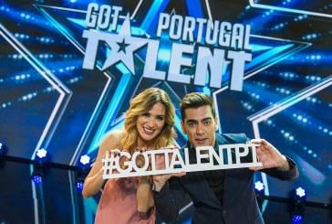 """Audiências: """"Got Talent Portugal"""" mantém vice-liderança na RTP1"""