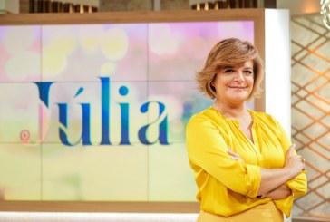 """""""Júlia"""" despede-se de 2019! Veja como foi a audiência"""