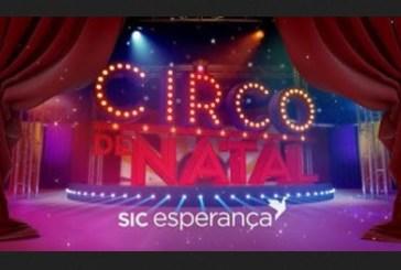 """""""Circo de Natal SIC Esperança"""": Saiba como foi a audiência"""