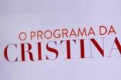 """Renovação! Veja a nova casa e """"O Programa da Cristina"""" [vídeo]"""