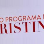 """""""O Programa da Cristina"""" sobe para o melhor valor do último mês"""