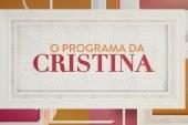 """Hilariante! Já aconteceu o primeiro 'fail' em """"O Programa da Cristina"""" [vídeo]"""