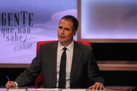 """Audiências: Último """"Gente Que Não Sabe Estar"""" salva noite da TVI"""