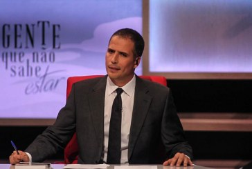 Ricardo Araújo Pereira vai ter programa diário na TVI