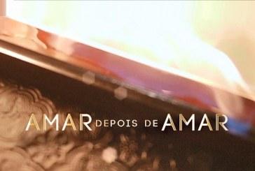 """""""Amar Depois de Amar"""" continua sem reagir ao 'furacão' """"Nazaré"""""""