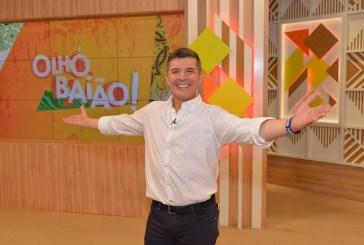 João Baião substituiu Cristina Ferreira em