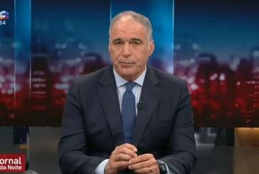 """Jornal da Noite"" volta a afastar-se de toda a concorrência"