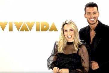 """""""VivaVida"""" deixa as tardes de sábado! Conheça o novo horário do programa da TVI"""