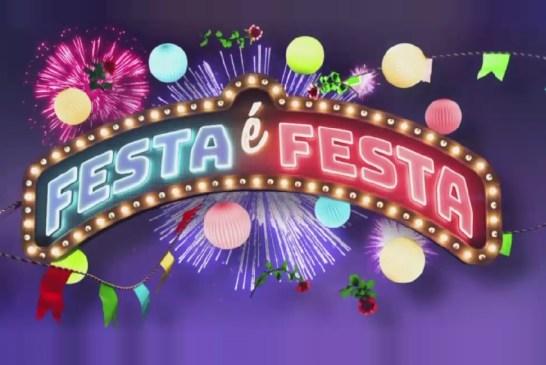 """""""Festa é Festa"""" fica atrás de """"Bem Me Quer"""" e cai para quarto lugar entre as novelas mais vista do dia"""