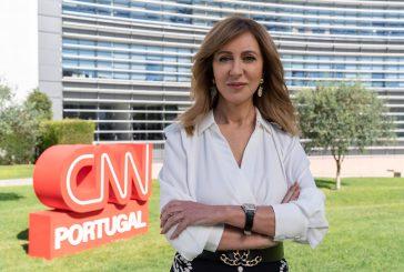 Judite Sousa é a nova contratada da CNN Portugal