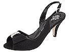 J. Renee - Dayna (Black Glimmer Fabric) - Footwear
