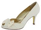Nina - Forbes (Ivory Luster Satin) - Footwear