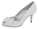 Nina - Forbes (White Luster Satin-133) - Footwear