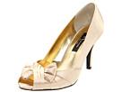 Nina - Forbes (Gold Royal Satin) - Footwear