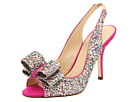 Kate Spade New York - Charm Heel (Multi Sparkle Glitter) - Footwear