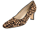 Fitzwell - Vincent Pump (Animal Fabric) - Footwear