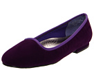 Annie - Tux (Purple Velvet Suede) - Footwear