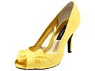 Nina - Forbes (Canary Satin) - Footwear