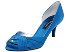 Nina - Culver (Azul Satin) - Footwear