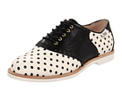 Bass - Matilda (Cream/Black Dots) - Footwear