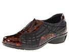 Bella-Vita - Sigma (Black Leather/Tortoise Patent) - Footwear