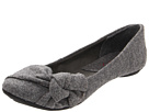Big Buddha - Brush (Grey Fabric) - Footwear