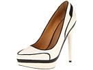 L.A.M.B. - Ohio (White/Black) - Footwear