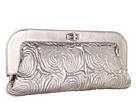 Ivanka Trump - Ivanka Clutch (Silver) - Bags and Luggage