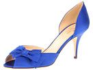 Kate Spade New York - Shalyn (Cobalt Satin) - Footwear