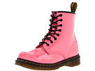 Dr. Martens - 1460 W (Acid Pink Patent Lamper) - Footwear