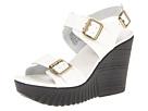 Rockport - Kinsley Buckled Sling (White) - Footwear
