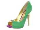 Nine West - FastAzYou (Green Multi Leather) - Footwear