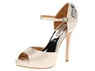 Badgley Mischka - Nessa (Vanilla Satin) - Footwear