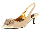 J. Renee - Estee (Gold) - Footwear