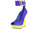 B Brian Atwood - Alouette (Purple Suede) - Footwear