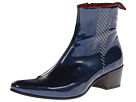 Jeffery-West - Lightning Chelsea (Dark Blue Crackle) - Footwear