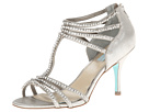 Blue by Betsey Johnson - Rock (Silver Metallic) - Footwear