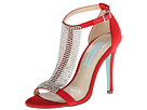 Blue by Betsey Johnson - Mesh (Red Satin) - Footwear