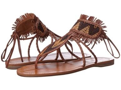 Lucky Brand - Alibaster (Almond/Java) Women's Sandals