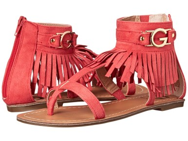 G by GUESS - Hazed (Coral) Women's Sandals