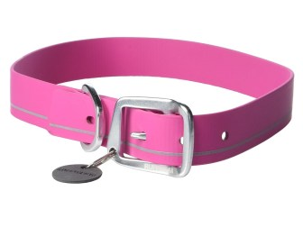 Ruffwear - Headwater Collar (Alpenglow Pink) Dog Collar