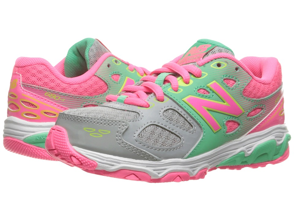 New Balance Kids KR680v3 Little Kid Big Kid Girls Shoes
